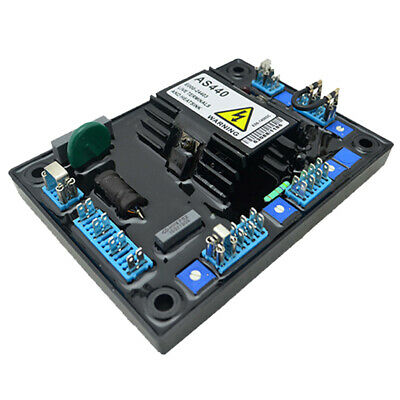 AS440 AVR Generator Excitation Automatic Voltage Regulator Control Module