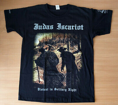 JUDAS ISCARIOT - Distant In Solitary Night (T-Shirt)
