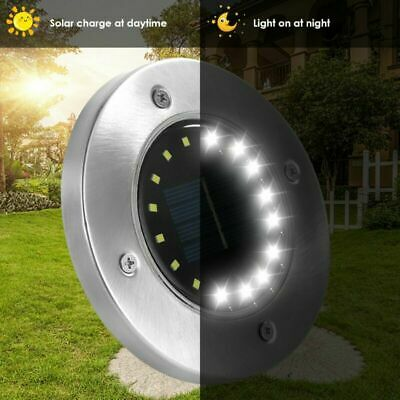 Image result for Solar Powered Floor Path LED Light