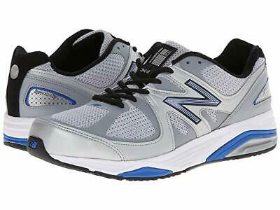 New Balance Men's 1540 Running Shoes Silver/Blue - M1540SB2