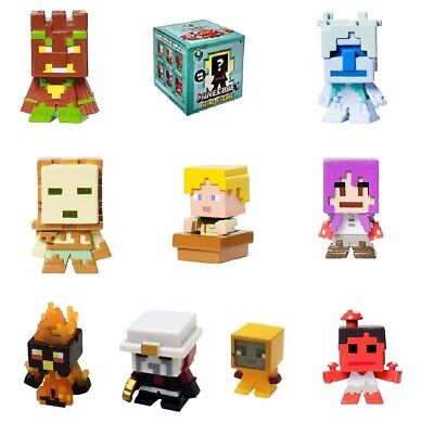 """Minecraft Mini figures Mystery Series 8 Biome Settlers  New YOUR PICK FAST""""FREE"""