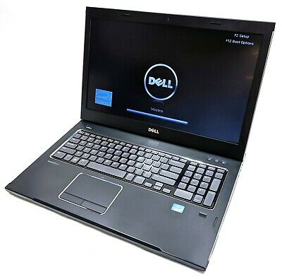"Dell Vostro 3750 17.3"" Laptop Notebook Intel Core i7-2670QM 2.20GHz 8GB BGRDRS1"
