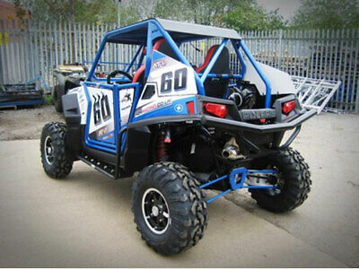 Rear Bumper Polaris RZR 900 XP Heck Bumper