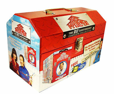 Home Improvement: The 20th Anniversary Complete Collection (DVD, 2011, 25-Discs)