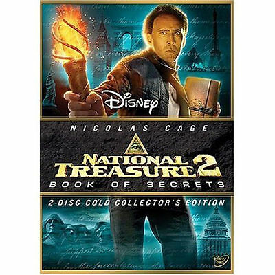 National Treasure 2 - Book of Secrets (Two-Disc Collector's Edition) DVD, Michae