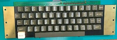 Apple II or II+ (PLUS) Computer RFI Keyboard with Encoder Tested Working