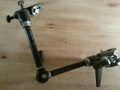 Manfrotto Bogen Magic Arm Model 2930  and 035 Super Clamp