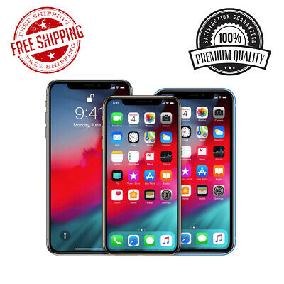 OEM Quality Premium OLED & LCD Display Screen Replacement For iPhone X XR XS Max