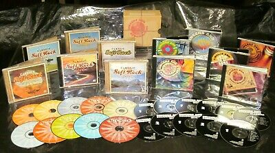 Rare! 21 CD Double Set TIME LIFE Classic Soft Rock + Singers & And Songwriters
