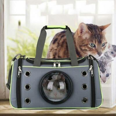 Portable Pets Puppy Bag Handbag Travel Carrier Cat Dog Space Capsule Breathable