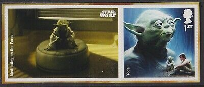 z3581) Great Britain. 2015. MNH. SG 3759 1st Star Wars from LS96