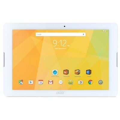 """Acer Iconia B3-A20 10.1"""" Best Tablet Deal Cortex A53 Quad Core 32GB eMMC - White"""