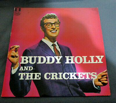 Buddy Holly and the Crickets-ORIGINAL- LP- MFP5872