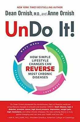 Undo It - How Simple Lifestyle Changes Can Reverse Most Chronic Diseases |E-B0ok