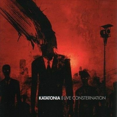 Live Consternation by Katatonia (CD/DVD May-2007, 2 Discs, Peaceville Records)