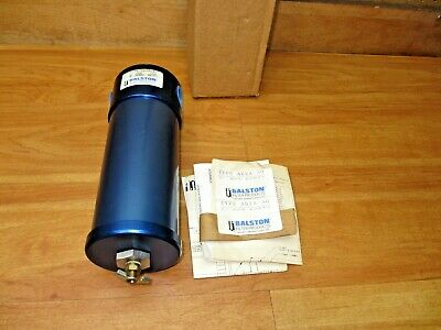 Balston A62A-30 Pneumatic Compressed Air Filter Assembly 250psi *New*