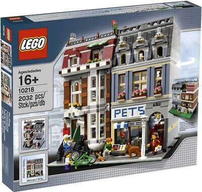 Lego - Creator - 10218 - L'animalerie - Pet Shop