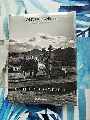 Oliver Peoples & ASSOULINE California As We See It Luxury Brand's History Book