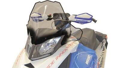 Cobra 17.5 Clear/Fade Windshield 13432 Ski-Doo All Rev XP Chassis 2008-2014