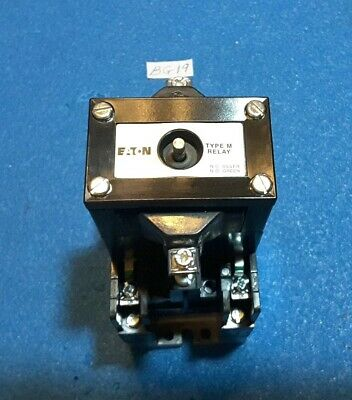 Eaton  D26Mr202 Type M Latched Relay