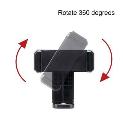 360 Rotate Tripod Holder Mount Selfie Stick Bracket Stand Clamp For Cell Phone
