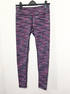 8e5cc50911533b Zella Medium Purple Live in High Waist Leggings Workout Pink Black Space Dye  $59