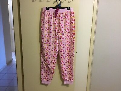 Ladies Flannelette Pyjama Pants Size Xl