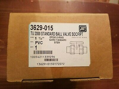 "Spears 3629-015 1-1/2 "" Industrial Ball Valve"