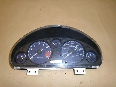 USED 2001-2005 SPEEDO GAUGES INSTRUMENT POD MK2.5 Mazda MX5