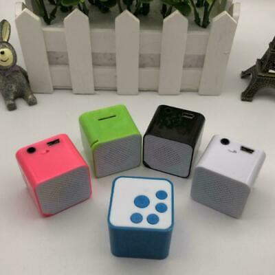 Portable Wireless Bluetooth Rechargeable Speaker USB Radio Stereo Bump Gif