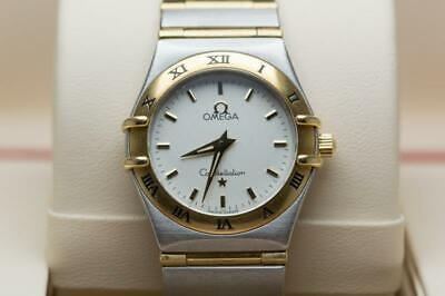 Genuine Ladies Omega Constellation Wristwatch 25.6mm -  Boxed & Ready To Wear