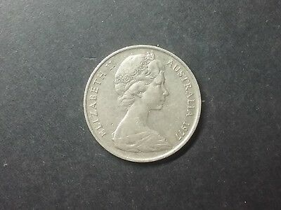 1977 10c ** RARE LOW MINTAGE ** LIGHTLY CIRCULATED 10cent 10 cent