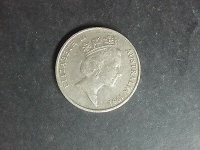 1991 10c ** RARE LOW MINTAGE ** Shiney Lightly Circulated 10cent 10 cent