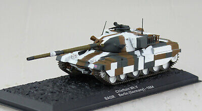 Panzer Chieftain MK 5 Berlin 1984 Fertigmodell 1:72 Altaya