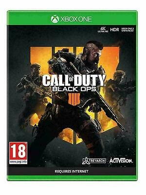 Call of Duty BLACK OPS 4 Xbox One  Mint  SAME DAY DISPATCH 1st Class Delivery
