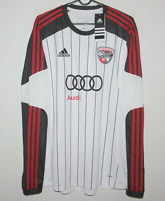FC Ingolstadt 04 Germany away shirt 14/15 Adidas Size XL BNWT Long Sleeves