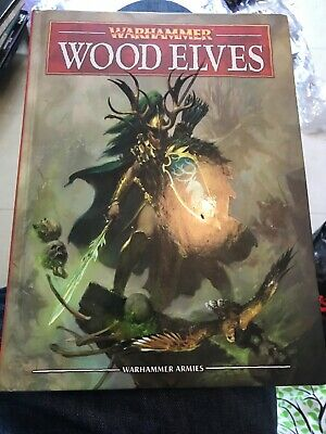 Wood Elves Army Book 8th