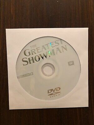 The Greatest Showman (DVD Disc Only!)