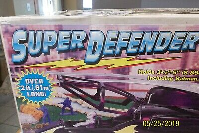 Vintage  Tim Mee Toy Co Super Defender Copter 74470 RARE Hard To Find Circa 1996