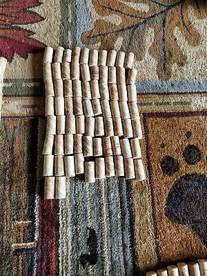72 Natural Wine Corks, Crafts, Wedding Crafts, Art, no Synthetics or Champagnes