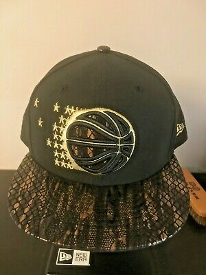 buy popular bcaf3 7157a Orlando Magic Eclipse Snakevize NBA New Era 59fifty Fitted 5950 Cap Hat