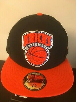the best attitude 40069 8e3bb New York Knicks NBA New Era 59fifty Fitted 5950 Cap Hat