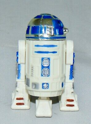"""Star Wars Power Of The Force 3.75"""" R2-D2 Action Figure Used Complete POTF"""