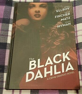 The Black Dahlia Crime Graphic Novel