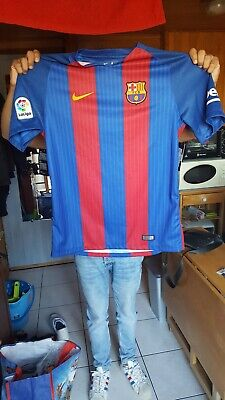 Maillot Foot FC Barcelone  NIKE NEUF TAILLE L