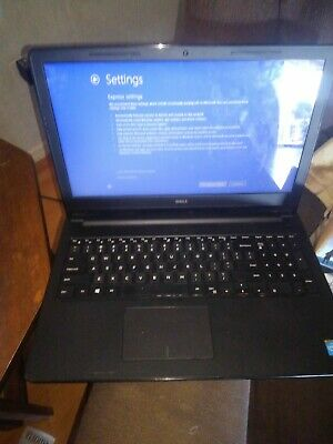HP PAVILION TOUCHSCREEN Notebook Laptop - Factory Reset, Tested
