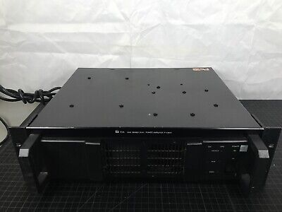 TOA P-1060D 1000 Series Stereo Power Amplifier *300w Per Ch or 600w Bridged*
