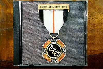 Greatest Hits, Electric Light Orchestra  -  CD, VG