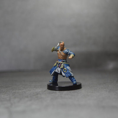 INVISIBLE HUMAN WIZARD - Rage of Demons #51 - D&D Miniature Dungeons