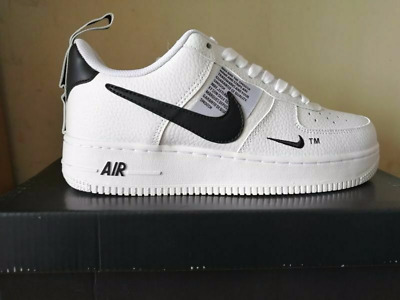 New Air Force 1 07 Lv8 One Utility Low White All Sizes Uk 3 4 5 6 7 8 9 10